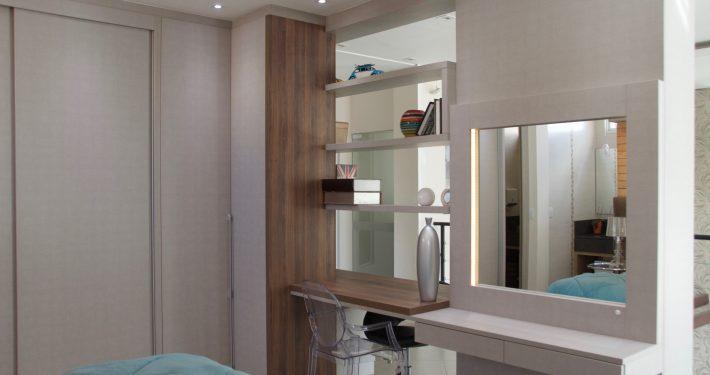 Dormitório marcenaria